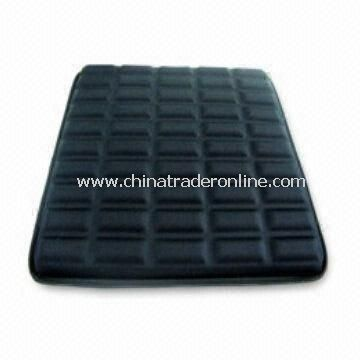PU Gel Seat Cushion, Measures 405 x 405 x 45mm, Made of Lycra Cloth from China