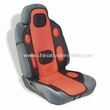 Seat Cushion, Made of PU Leather and Mesh Fabric