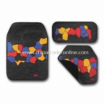 5001 Rubber and Carpet Dual Mats, 5.3kg Weight