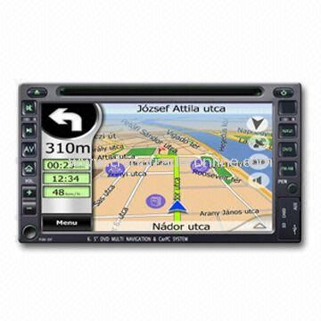 Car DVD Player for Kia Sportage, with Built-in GPS Tracker and Dual Zone Entertainment Functions