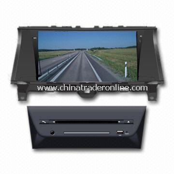 Car DVD Player for 2008 Honda Accord, with Multifunction Key Operation and 1 AV Input/1 AV Output