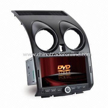 In-dash DVD and GPS Audio and Video System for NISSAN, w/ HD TFT Digital Screen