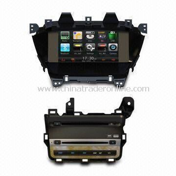 In-dash DVD Player for Honda, with USB Port and Navigation Function, Supports TV/DVB-T
