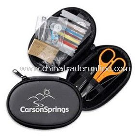 2 in 1 Combination Travel Nail Care & Sewing set