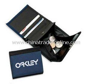 Coin Pocket Wallet-Navy