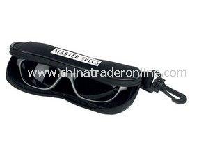 Eyeglass Case w/ Clip