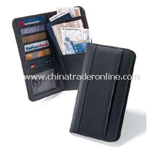 Leather Travel Wallet from China