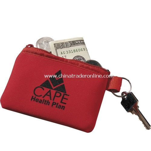 Taft Zip Pouch w/ Key Holder
