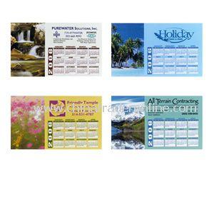 Billboard Calendar Magnet - Small