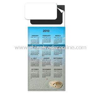 Magnetic Peeln Stick Card - Calendar