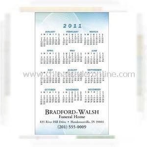 Vertical Calendar Magnet