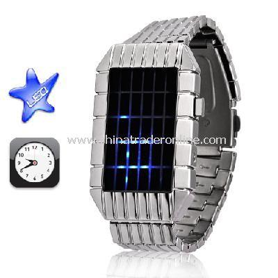 Cryogen - Japanese Inspired LED Watch