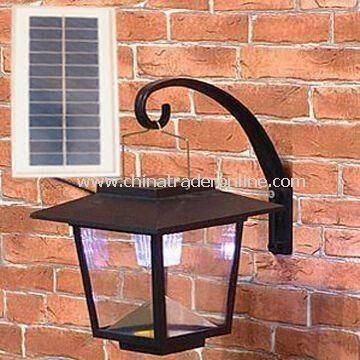 Solar Wall Lamp/Outdoor Light with 3.6V