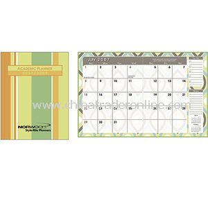 Colorful Impressions Academic Planner