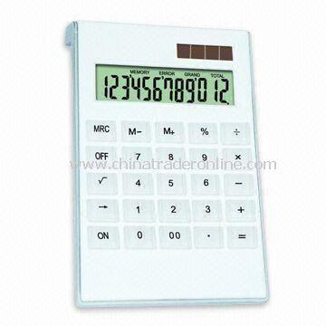 12 Digits Desktop Calculator
