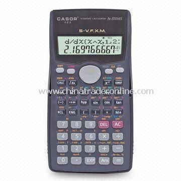 Scientific Calculator with 401 Functions