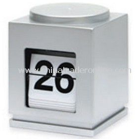 Promotional Retro Style Desktop Calendar