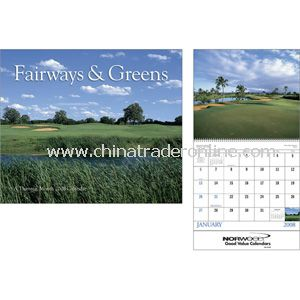 Fairways & Greens - Spiral