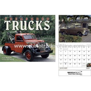 Treasured Trucks - Stapled