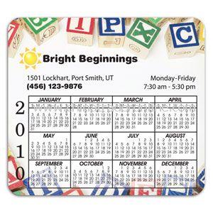 Calendar Round Corner