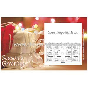 Perfed Postcard Holiday Present