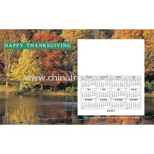 Perfed Postcard Thanksgiving Foliage