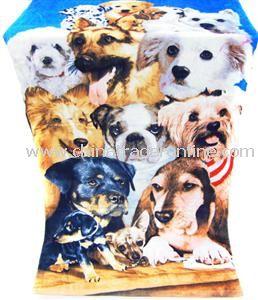 Animal Print Beach Towels