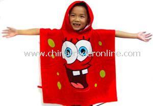 Bath Poncho Towel