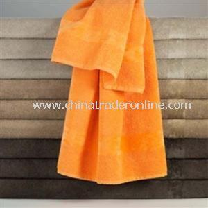 Color Bath Towels