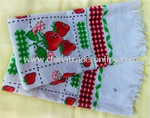 Cotton Tea Towel from China