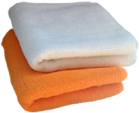 Dobby Plain Dyed Bath Towel from China