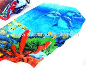 Hawaiian Beach Towels