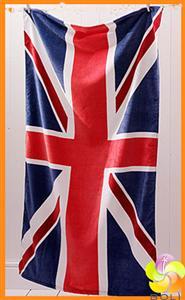 National flag towel