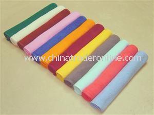 Plain Towel from China