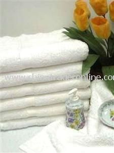 White Bath Towel from China