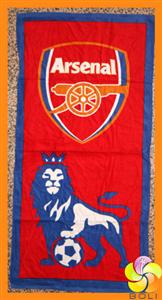 Arsenal Fc Football Club Soccer Beach Towel From China