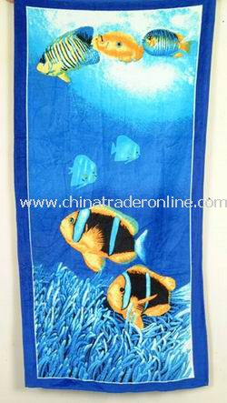 Beach Towels B from China