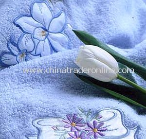 Embroidery  towels A
