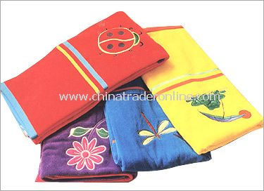 Embroidery  towels C from China