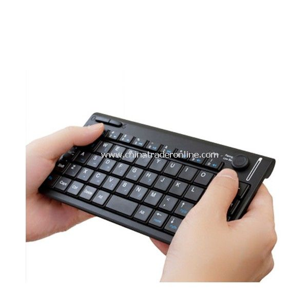 Mini Bluetooth HID Wireless Keyboard for iPad iPhone 4