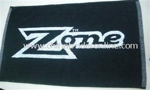 promotional jacquard towel