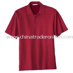 Bamboo Charcoal Birdseye Jacquard Sport Shirt