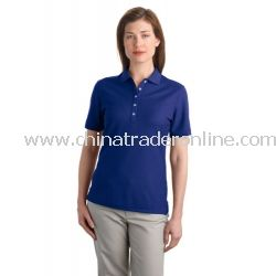 Ladies EZCotton Pique Sport Shirt from China