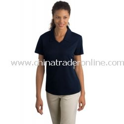 Nike Ladies Dri-FIT Micro Pique Sport Shirt from China