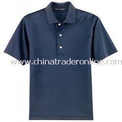 Port Authority Signature Shadow Stripe Interlock Sport Shirt from China