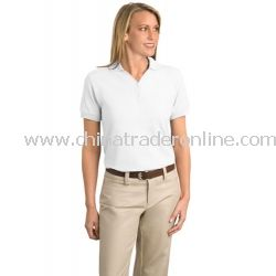 Ladies 100% Organic Cotton Sport Shirt from China