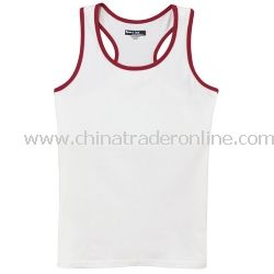 Ladies Racerback Gym Tank from China
