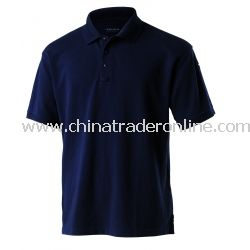 Mens Signature Pique Polo