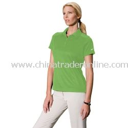 Nike Ladies Dri-FIT Pebble Texture Sport Shirt