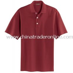 Red House Honeycomb Performance Pique Polo